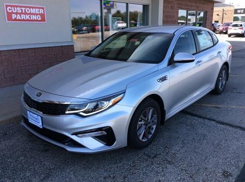 2020 Kia Optima for sale in West Salem, WI