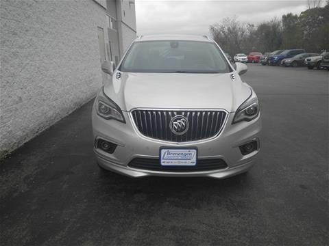 2016 Buick Envision for sale in Sparta, WI