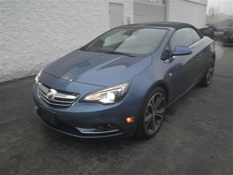 2017 Buick Cascada for sale in Sparta, WI