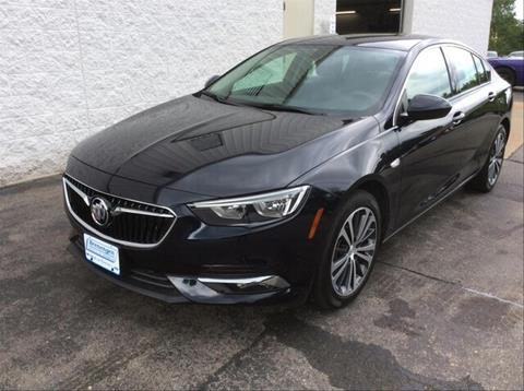2018 Buick Regal Sportback for sale in Sparta, WI