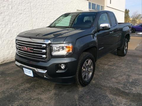 2016 GMC Canyon for sale in Sparta, WI