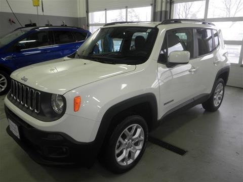 2018 Jeep Renegade for sale in Sparta, WI