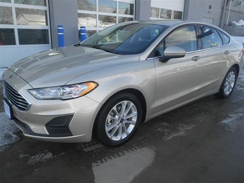 2019 Ford Fusion for sale in Sparta, WI