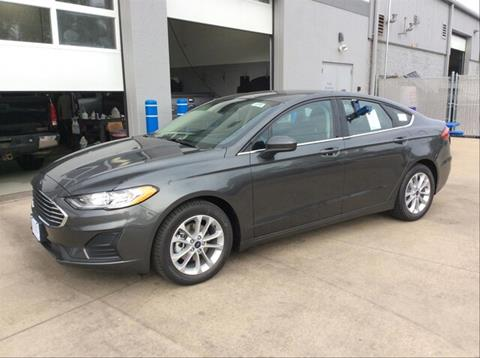 2020 Ford Fusion for sale in Sparta, WI