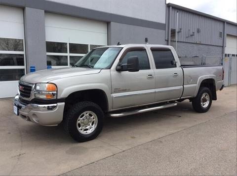 2006 GMC Sierra 2500HD for sale in Sparta, WI