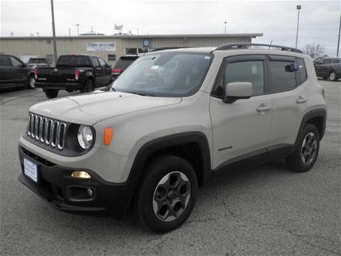 2015 Jeep Renegade for sale in Tomah, WI