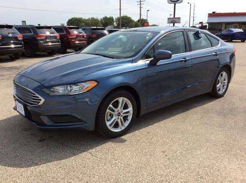 2018 Ford Fusion for sale in Tomah, WI