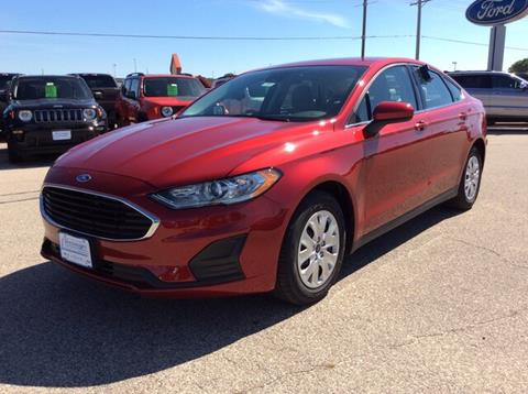 2020 Ford Fusion for sale in Tomah, WI