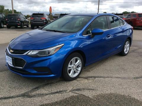 2017 Chevrolet Cruze for sale in Tomah, WI