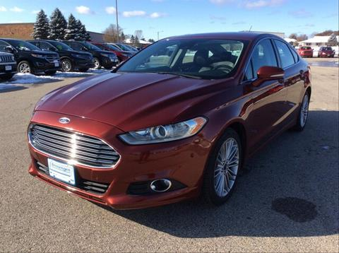 2014 Ford Fusion for sale in Tomah, WI