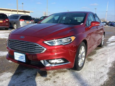 2017 Ford Fusion for sale in Tomah, WI
