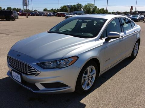 2018 Ford Fusion Hybrid for sale in Tomah, WI