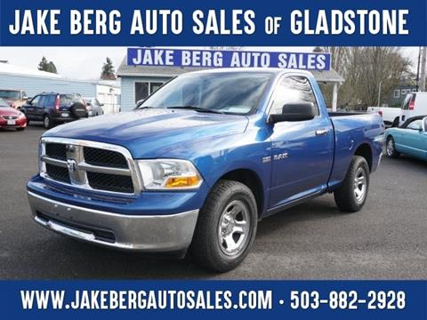 2010 Dodge Ram Pickup 1500 for sale in Gladstone, OR