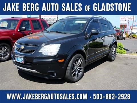 2014 Chevrolet Captiva Sport for sale in Gladstone, OR
