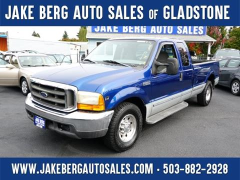 1999 Ford F-250 Super Duty for sale in Gladstone, OR