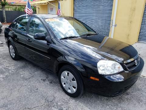2007 Suzuki Forenza for sale in Miami, FL