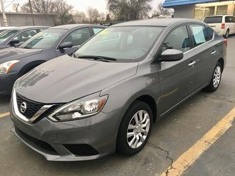 2016 Nissan Sentra for sale at RD Motors, Inc in Charlotte NC