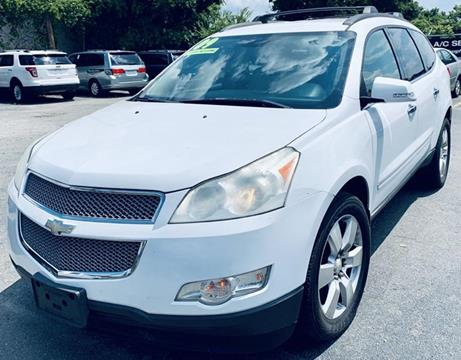 2009 Chevrolet Traverse for sale at RD Motors, Inc in Charlotte NC