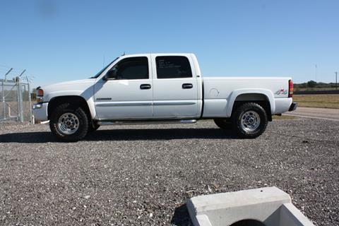 2004 GMC Sierra 2500 for sale in Sulphur Springs, TX