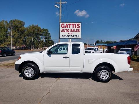 2018 Nissan Frontier for sale in Winchester, TN