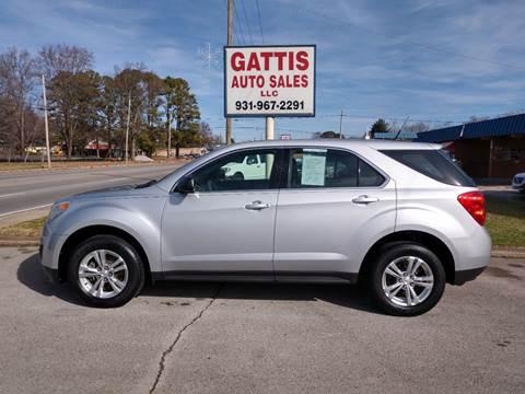 2011 Chevrolet Equinox for sale in Winchester, TN