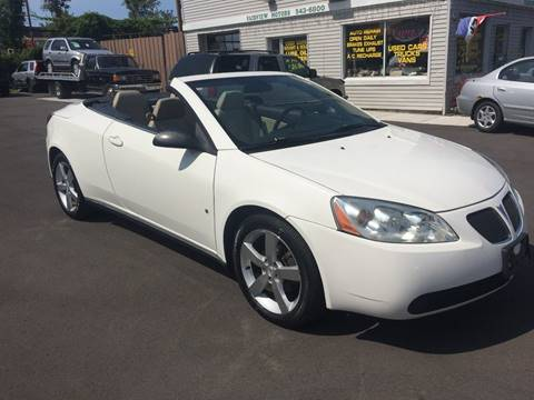 2007 Pontiac G6 for sale at Fairview Motors in West Allis WI