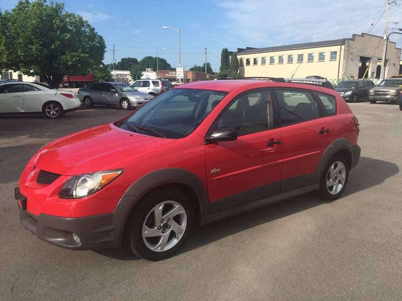 2004 Pontiac Vibe for sale at Fairview Motors in West Allis WI