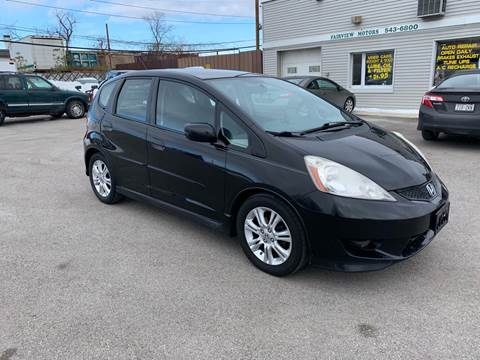 2009 Honda Fit for sale at Fairview Motors in West Allis WI