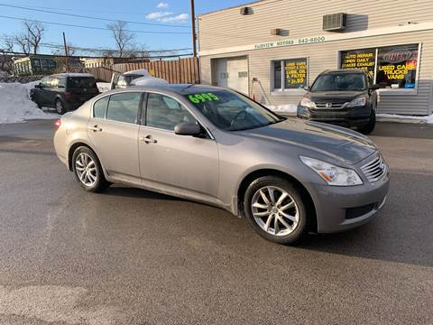 2008 Infiniti G35 for sale at Fairview Motors in West Allis WI
