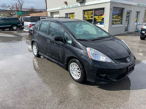 2010 Honda Fit for sale at Fairview Motors in West Allis WI