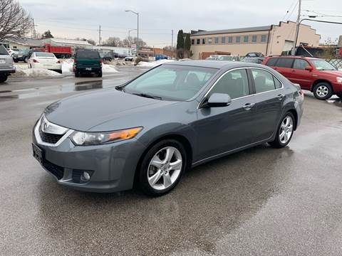 2009 Acura TSX for sale at Fairview Motors in West Allis WI