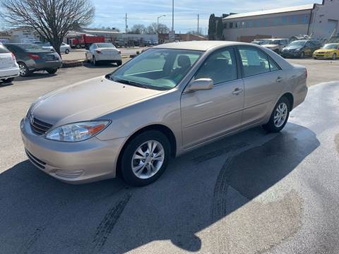 2004 Toyota Camry for sale at Fairview Motors in West Allis WI
