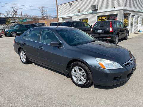 2007 Honda Accord for sale at Fairview Motors in West Allis WI