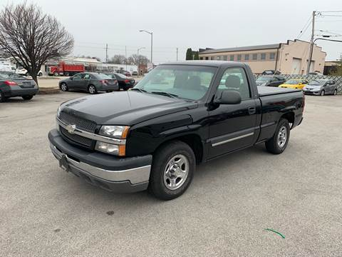 2003 Chevrolet Silverado 1500 for sale at Fairview Motors in West Allis WI