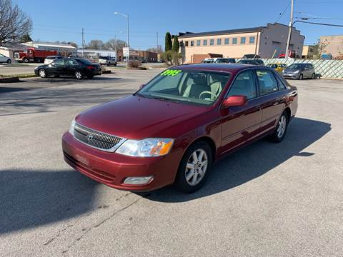 2002 Toyota Avalon for sale at Fairview Motors in West Allis WI