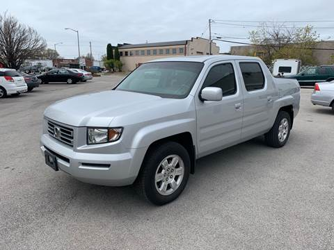 2008 Honda Ridgeline for sale at Fairview Motors in West Allis WI