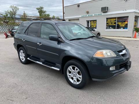 2006 Acura MDX for sale at Fairview Motors in West Allis WI