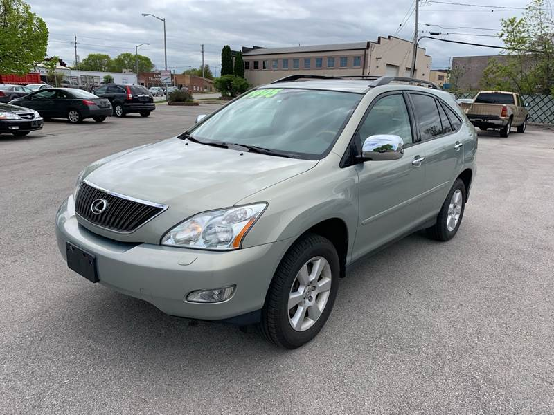 2007 Lexus RX 350 for sale at Fairview Motors in West Allis WI