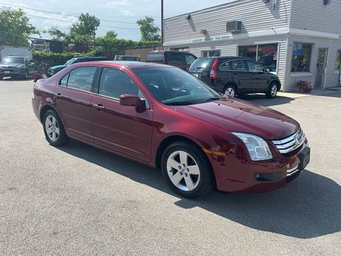 2007 Ford Fusion for sale at Fairview Motors in West Allis WI