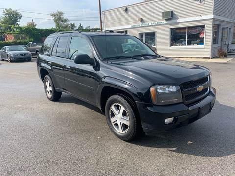 2007 Chevrolet TrailBlazer for sale at Fairview Motors in West Allis WI