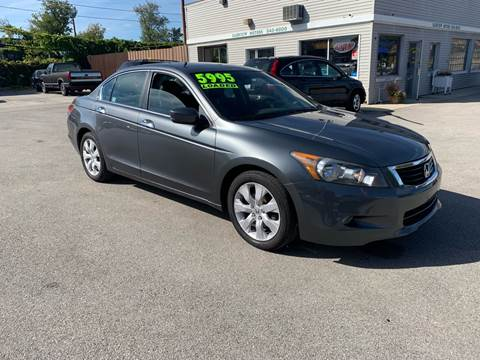 2008 Honda Accord for sale at Fairview Motors in West Allis WI
