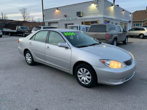 2006 Toyota Camry for sale at Fairview Motors in West Allis WI