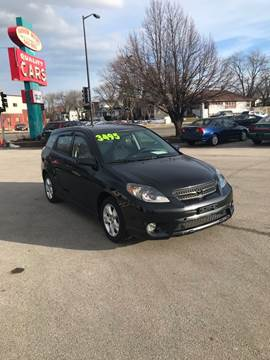 2006 Toyota Matrix for sale at Fairview Motors in West Allis WI