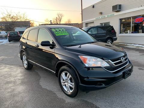 2011 Honda CR-V EX-L w/Navi for sale at Fairview Motors in West Allis WI