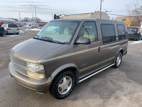 2002 Chevrolet Astro for sale at Fairview Motors in West Allis WI