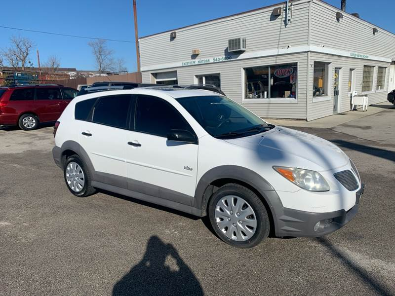 2006 Pontiac Vibe for sale at Fairview Motors in West Allis WI