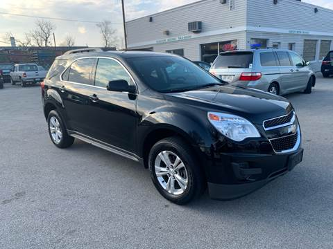 2014 Chevrolet Equinox for sale at Fairview Motors in West Allis WI