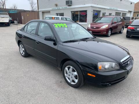 2005 Hyundai Elantra for sale at Fairview Motors in West Allis WI