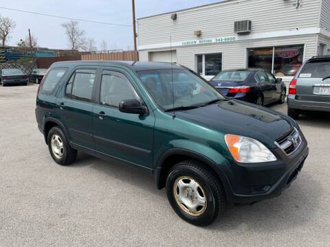 2003 Honda CR-V for sale at Fairview Motors in West Allis WI