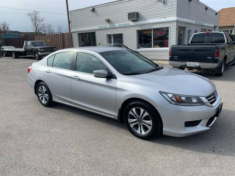 2013 Honda Accord LX for sale at Fairview Motors in West Allis WI